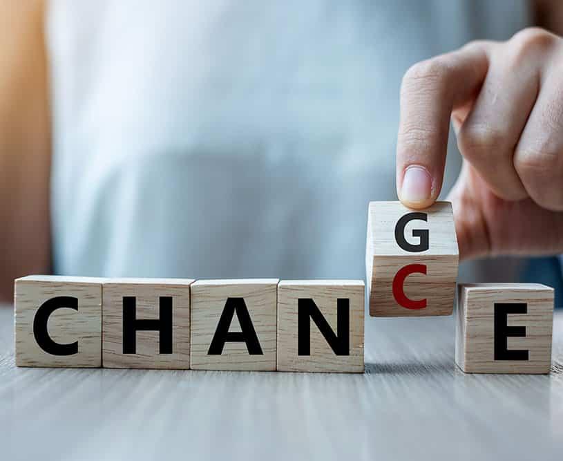 Wie funktioniert Veränderung eigentlich